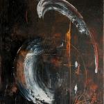 05 2010 acrylique sur toile 100 x 80