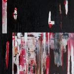 02 02 2010 acrylique sur toile 100 x 80