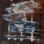 04 2011 acrylique sur toile 100 x 80
